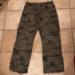Men's Old Navy Camo Pants